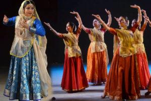 A bouquet of Kathak performances by Parwat mahagami