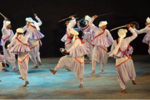 Mudiyettu and Shaurya Raas & Maniyaro take centre stage at this festival mahagami